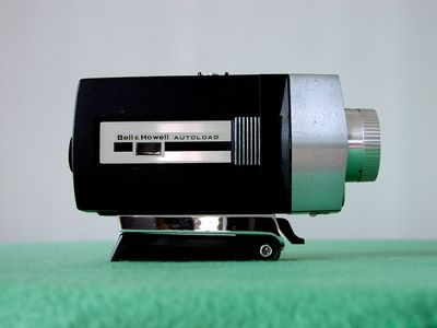 Bell & Howell Autoload M. 8432