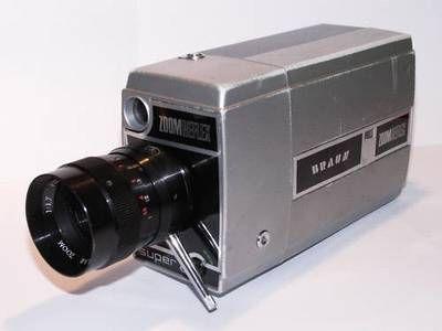 Braun Zoom Reflex