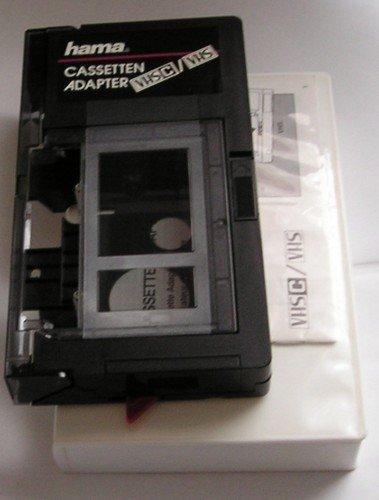 von VHS-C auf VHS
