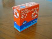 Agfa Moviechorme 40