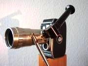 Bolex B 8 mit Som Berthiot Reflex Zoom