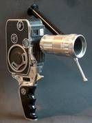 Bolex C 8 mit Zoom Objektiv