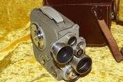 Eumig C III 2 Linsen Revolver