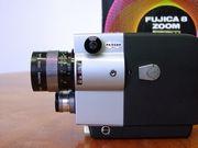 Fujica 8 Zoom Modell II