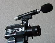 Fujica Shooting Microphone IMP 2 KOhm