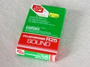 Fujichrome R 25 Sound