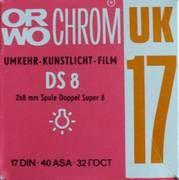 Orwo UK 17 DS 8