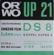 Orwo UP 21 DS 8
