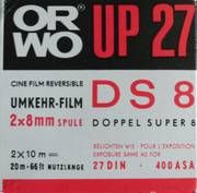 Orwo UP 27 DS 8