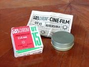 ORWO UT 15 Rollfilm