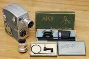 Pentaka AK 8 B mit Zubenhör