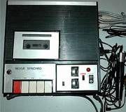 Revue Synchro - Porst Recorder S8