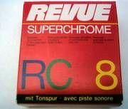 Revue RC 8 Superchrome Tonfilm